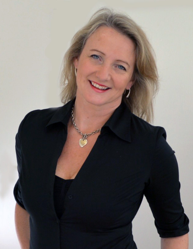 Susan Jones  (CEO & Founder)